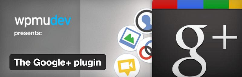 The Google+ plugin