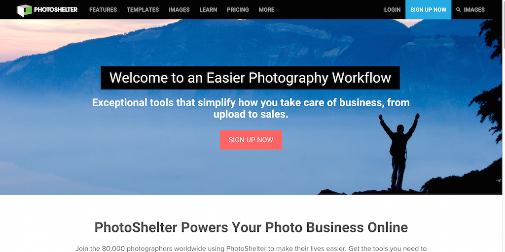 The best photography websites Photo hosting Sell photography PhotoShelter