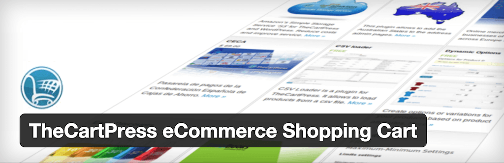 TheCartPress eCommerce Shopping Cart — WordPress Plugins
