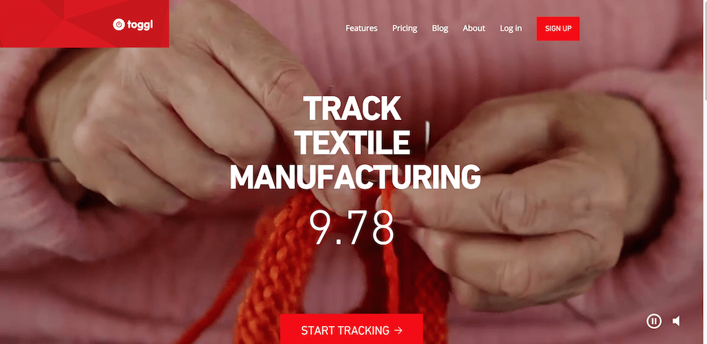 Toggl Free Time Tracking Software App