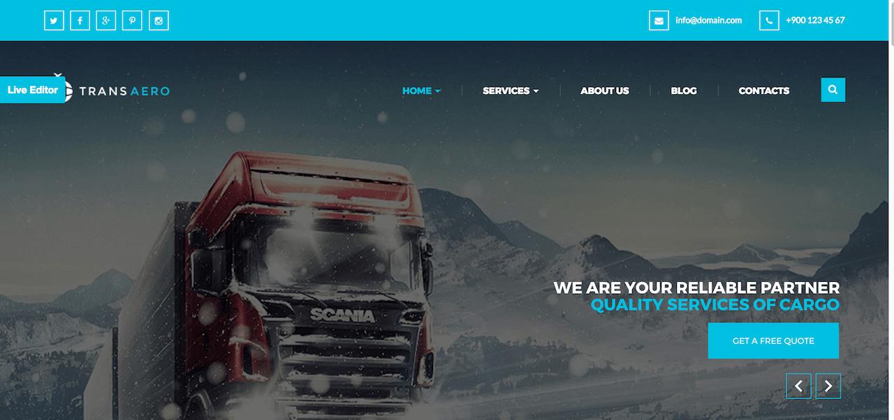 TransAero – Just another WordPress site