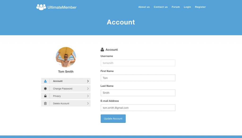 Wordpress custom form plugin
