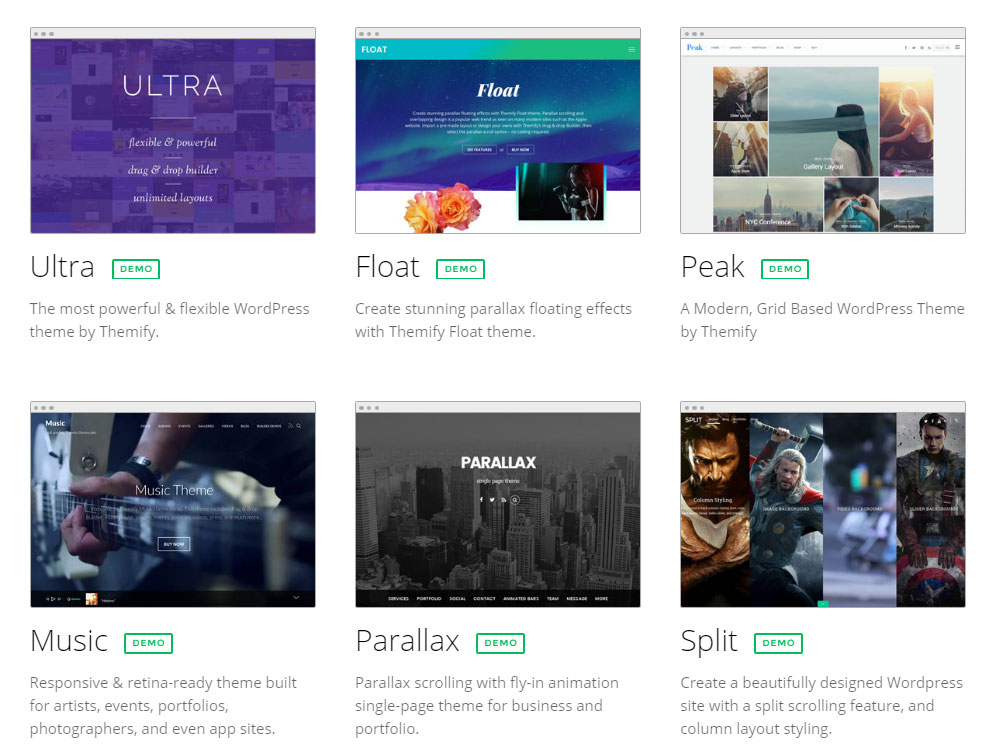 Ultra WordPress Theme Review Themify Themes