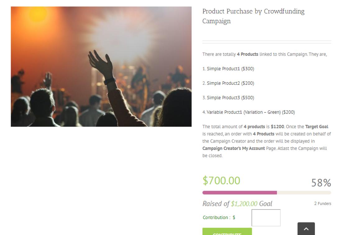 Minimalist WordPress Crowdfunding Plugins