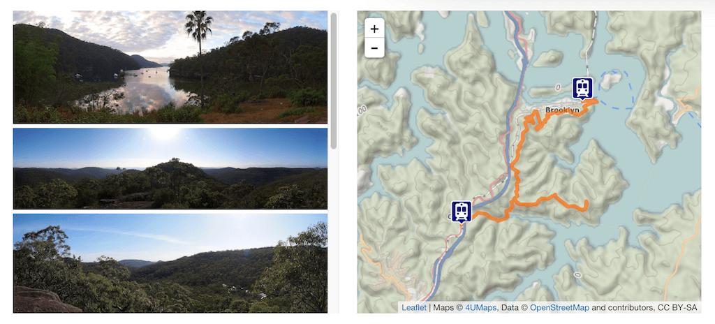 Useful Photo Map