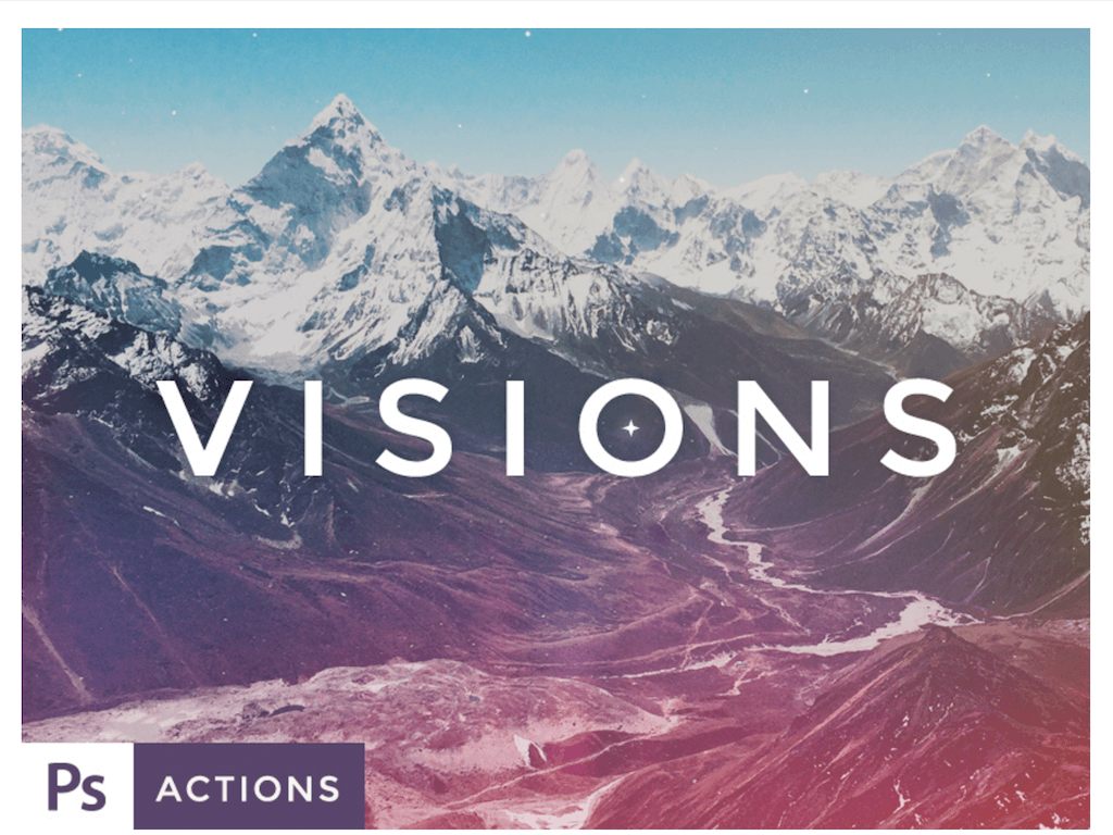 VISIONS Actions