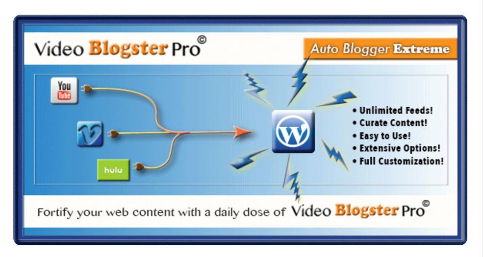 Video Blogster Pro