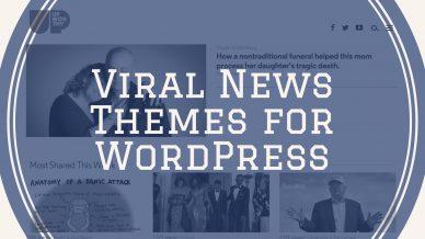 Free Viral News Themes Themes