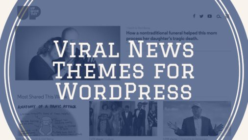 Viral News Buzz Themes For Wordpress