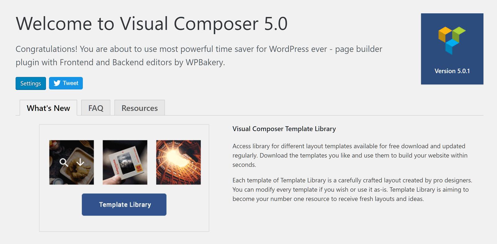 Visual Composer 5