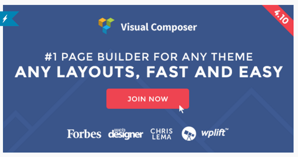 Visual Composer Page Builder for WordPress WordPress