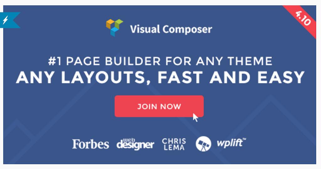 Visual Composer Page Builder for WordPress WordPress
