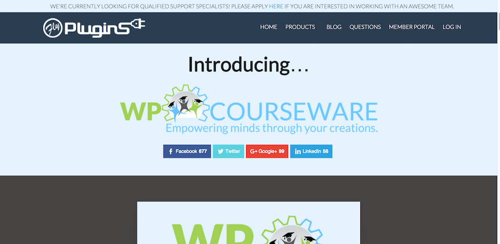 WP Courseware WordPress Learning Management System
