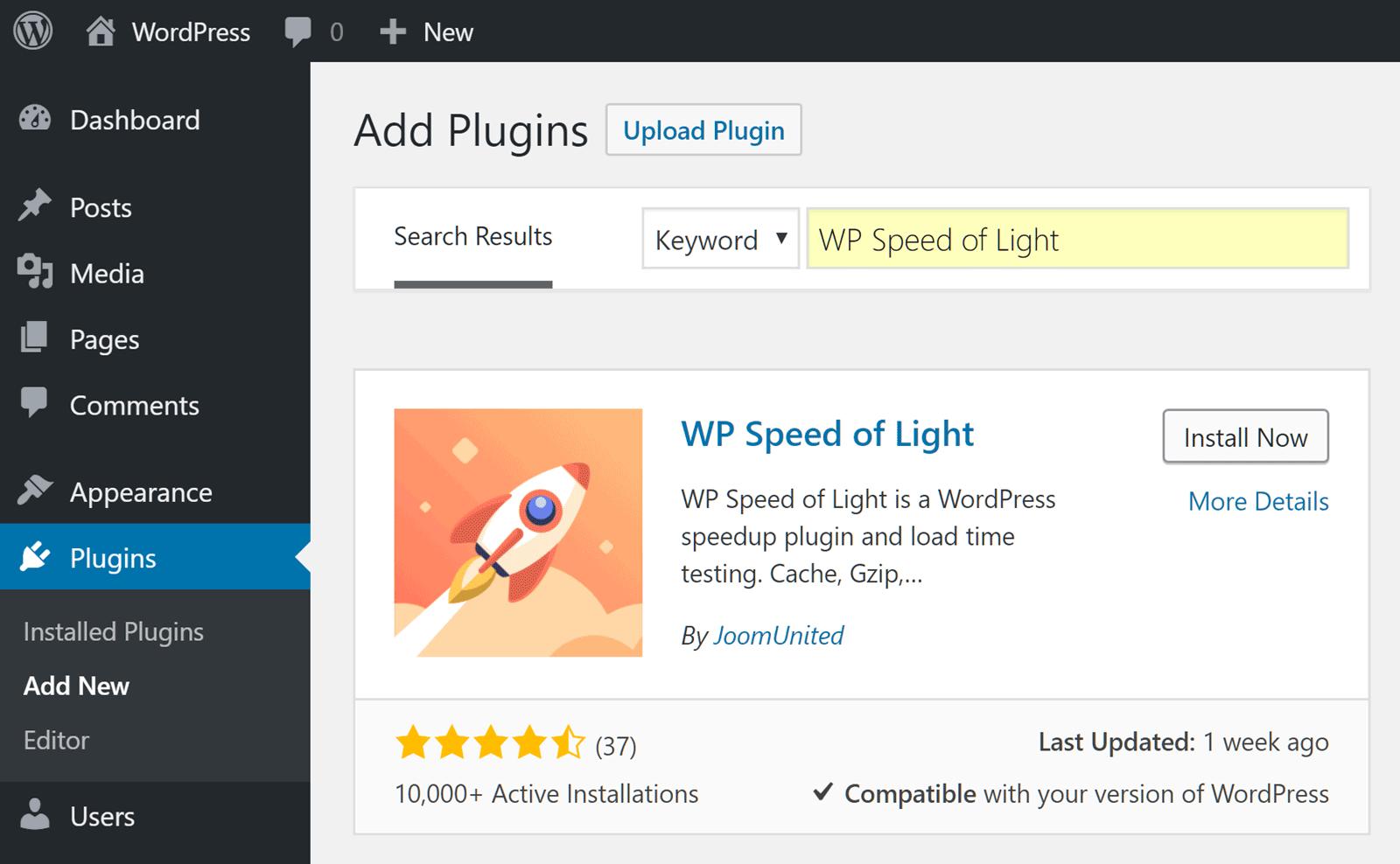 Free Plugin Page