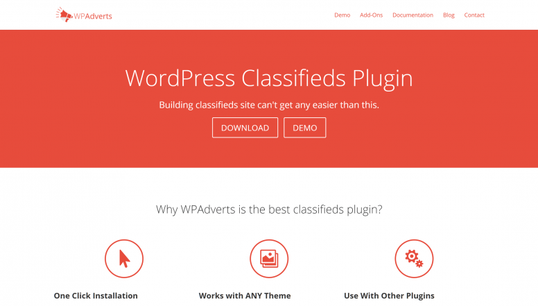 Create A Classifieds Listings WordPress Website – WPAdverts Plugin Review