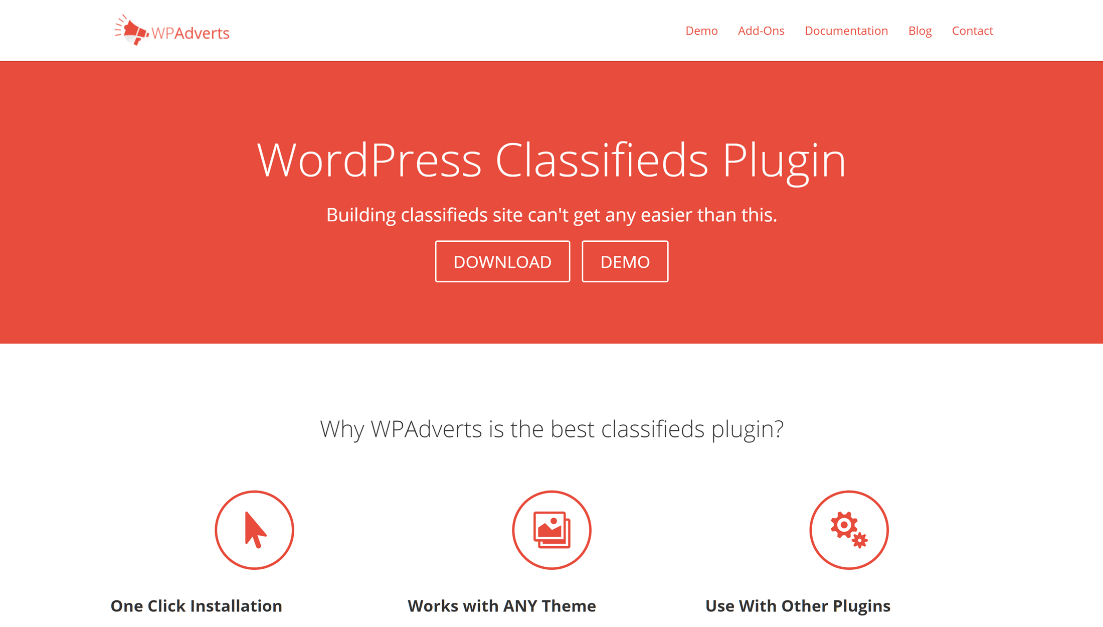 Create a Classifieds Listings WordPress Website - WPAdverts