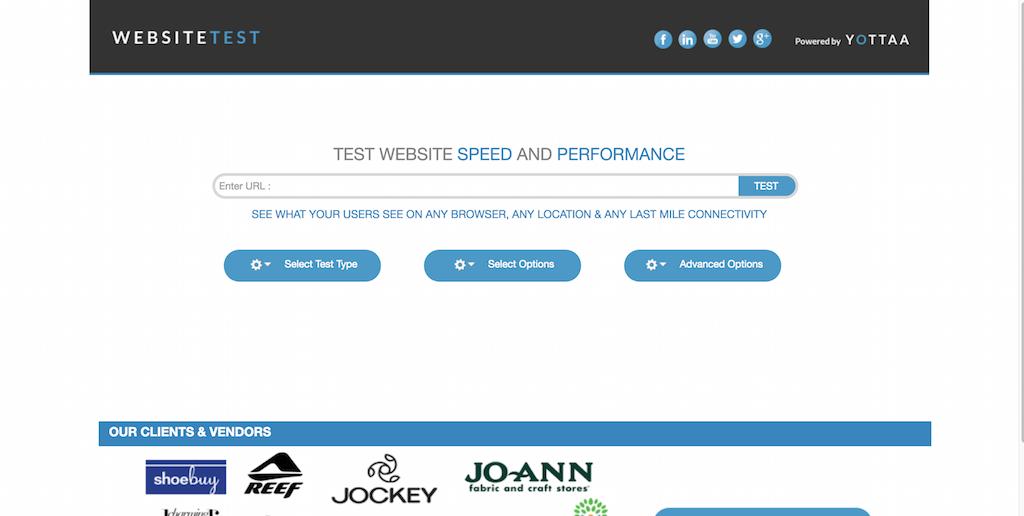 Website Test
