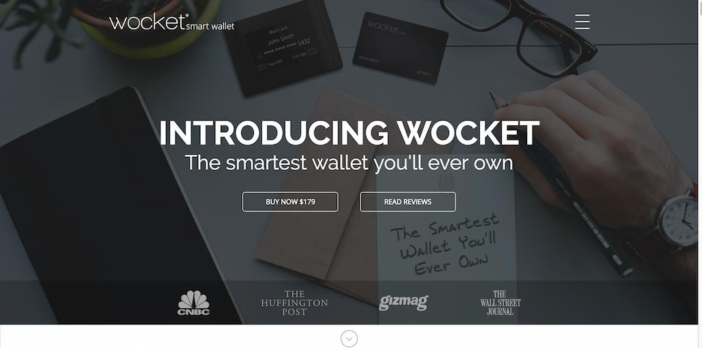 Wocket Smart Wallet