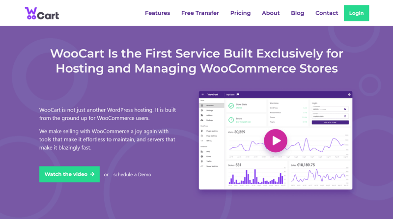 WooCart Review – Managed WooCommerce Hosting For Online Stores