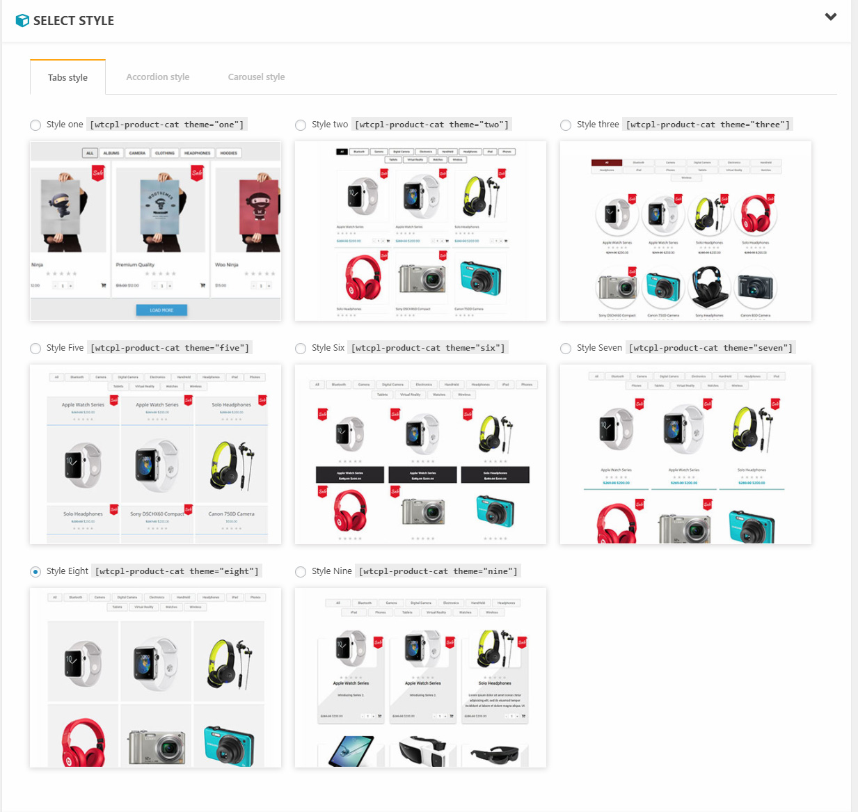 User-Friendly WooCommerce Tab