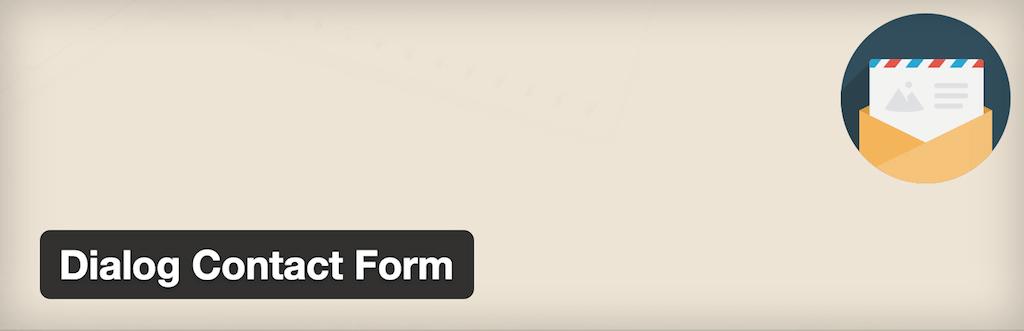 WordPress › Dialog Contact Form « WordPress Plugins