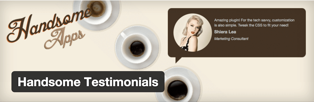 WordPress › Handsome Testimonials « WordPress Plugins