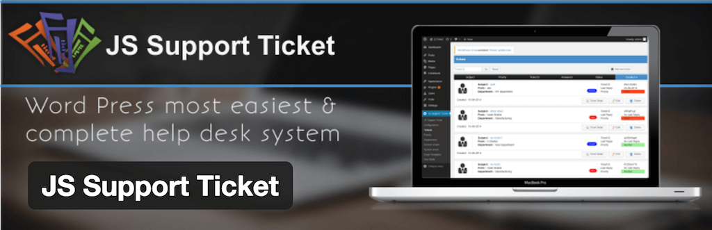 WordPress › JS Support Ticket « WordPress Plugins