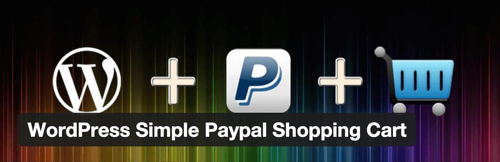 WordPress Simple Paypal Shopping Cart — WordPress Plugins