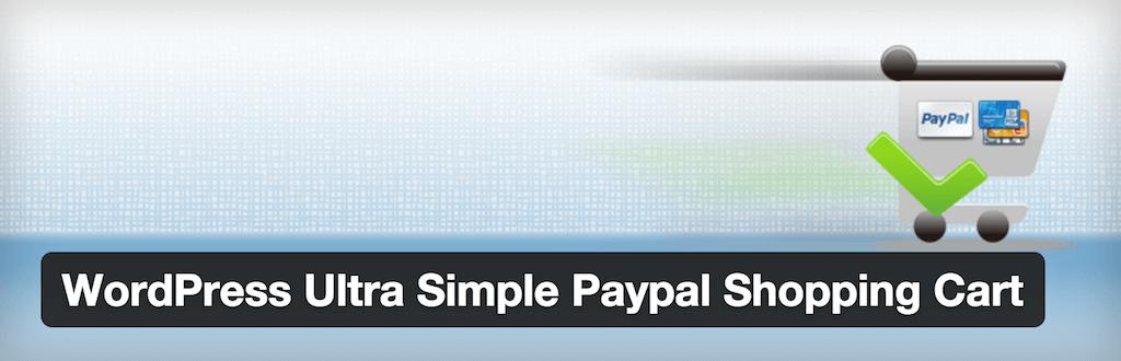 WordPress Ultra Simple Paypal Shopping Cart — WordPress Plugins