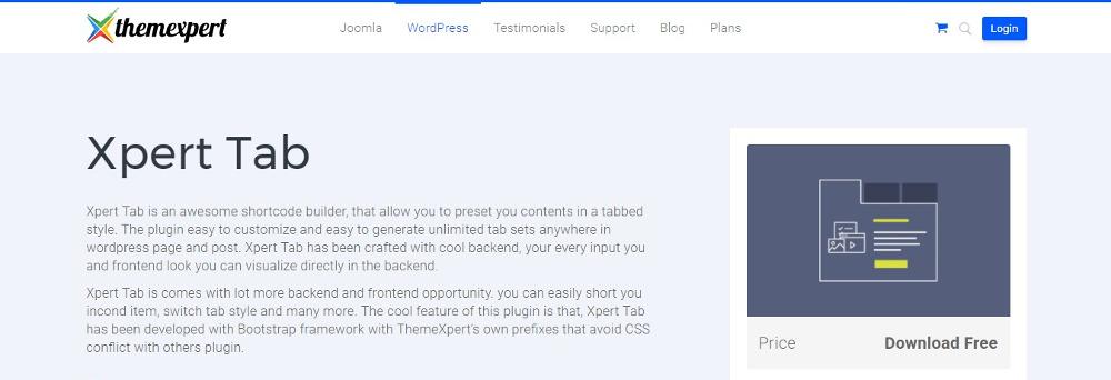Top 16 WordPress Tab Plugins 2019 - Colorlib