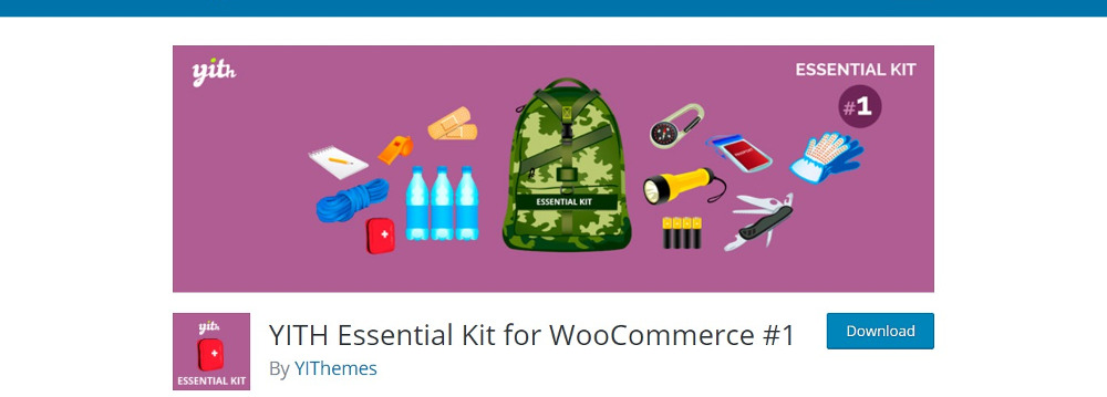 WooCommerce Plugins Yith Essential Kit