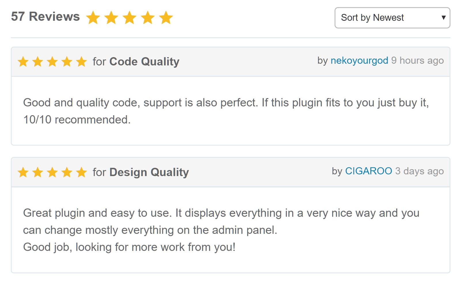 Youzer Plugin Reviews