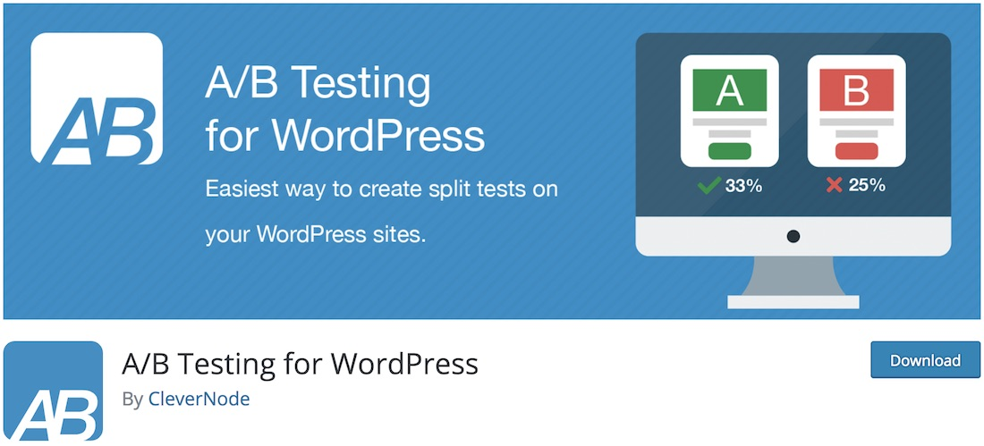 ab testing for wordpress
