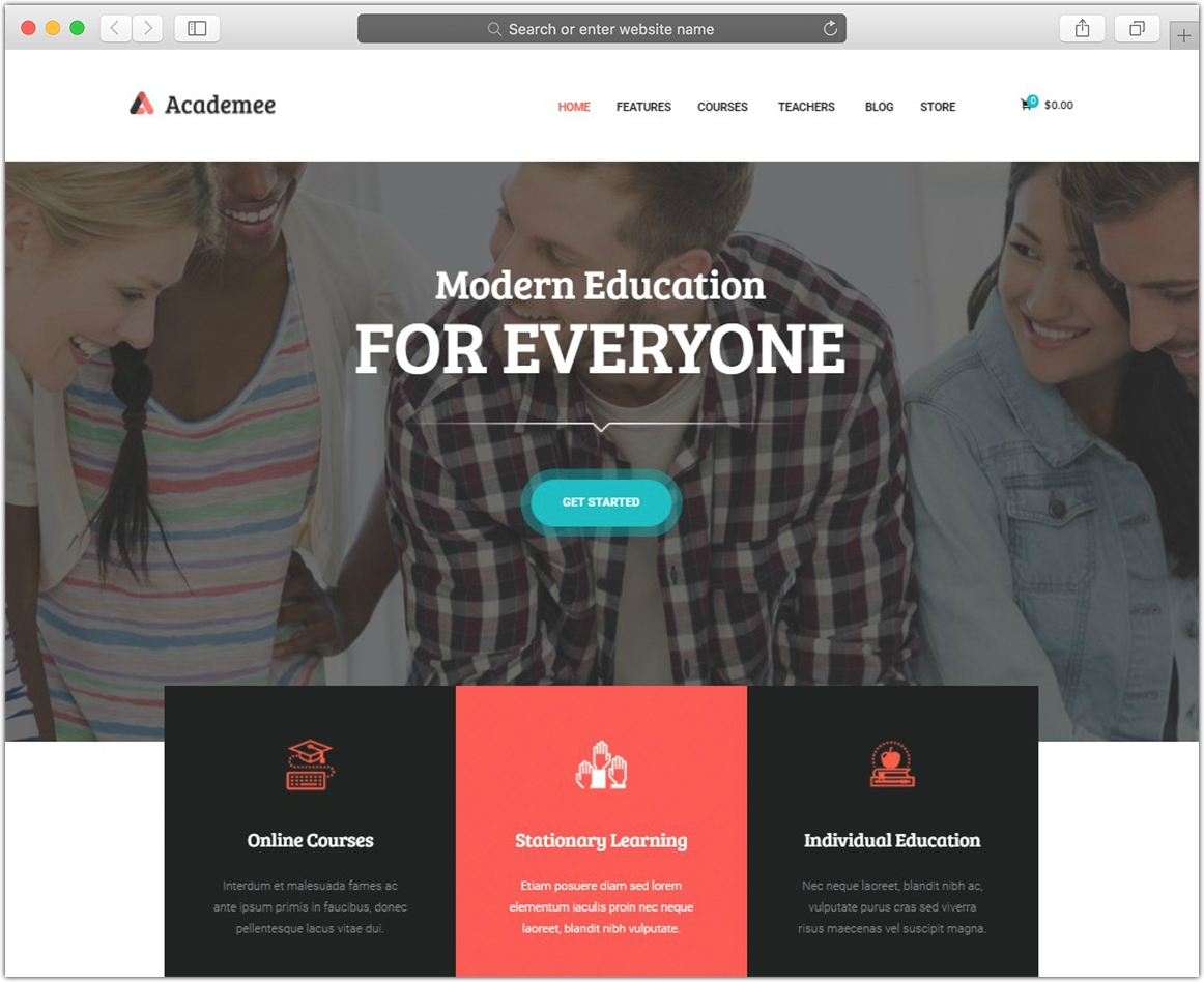 Academee | Education Center & Training Courses