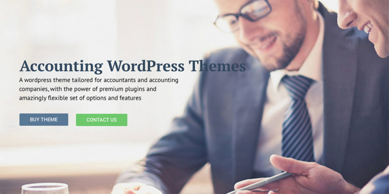 20 Best Accountant WordPress Themes 2018