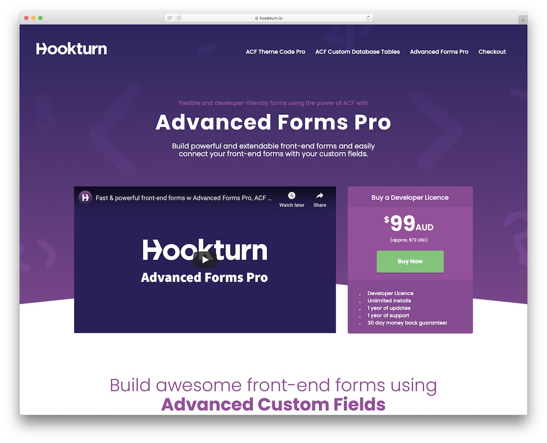 advanced forms pro
