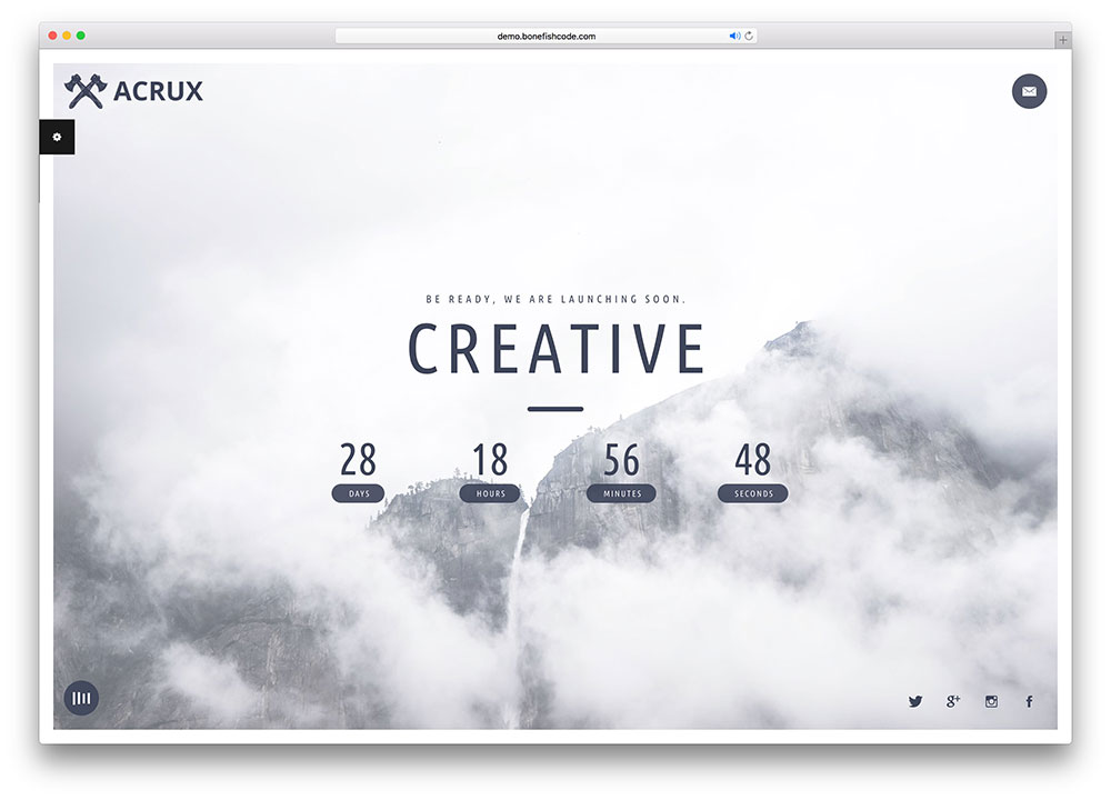 acrux-unique-under-construction-html5-website-template