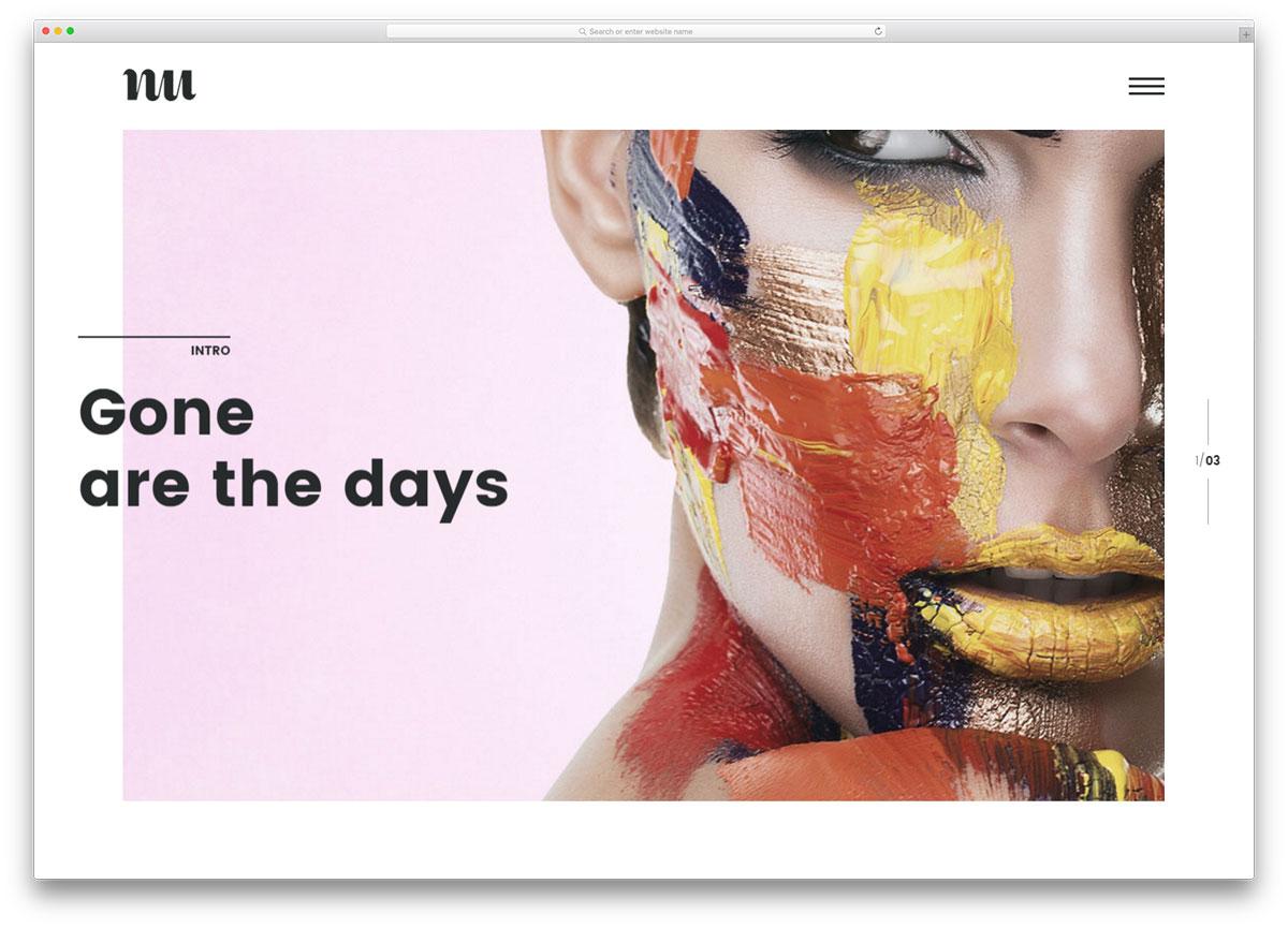 adios-creative-artist-portfolio-template
