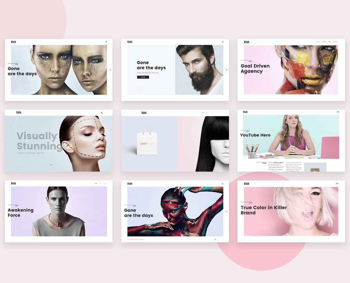 50 Best Personal Portfolio Wordpress Themes 2019 Colorlib
