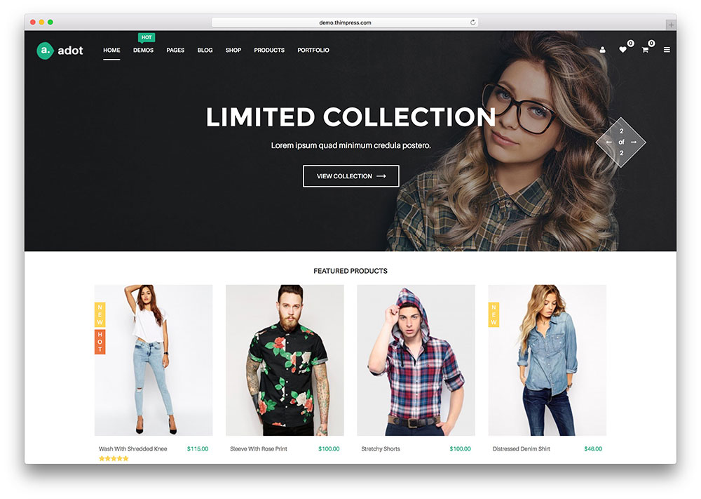 adot-simple-webshop-ecommerce-theme