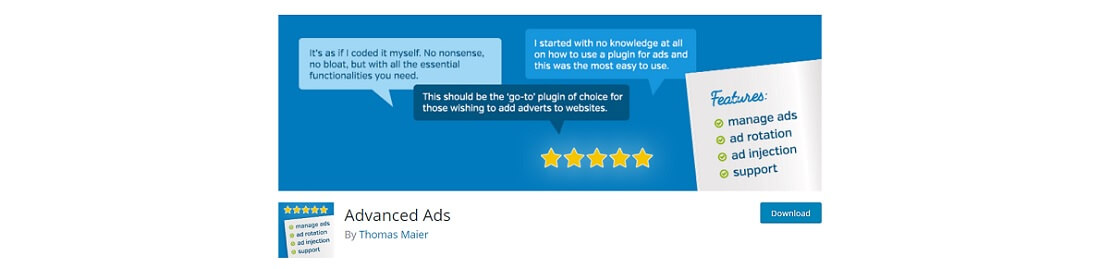 advanced ads plugin