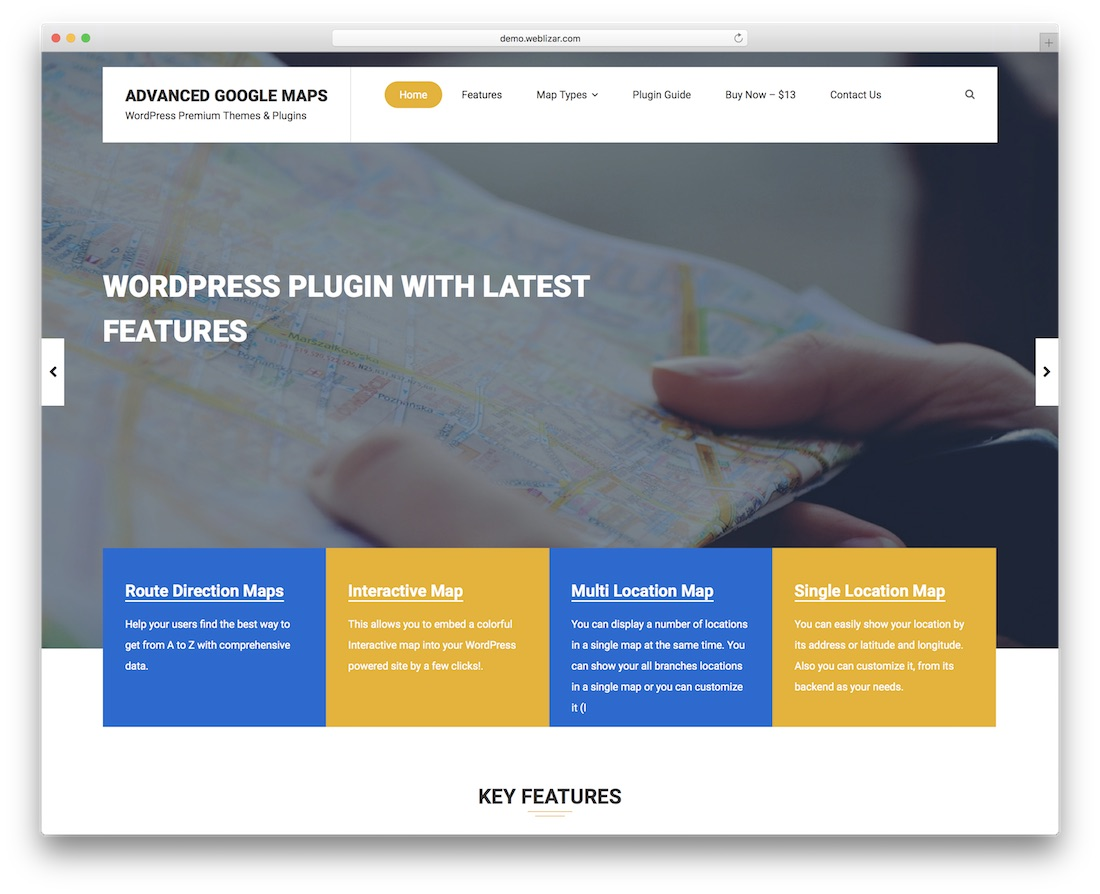 Top 15 Google Maps Plugins for WordPress 2019 - Colorlib