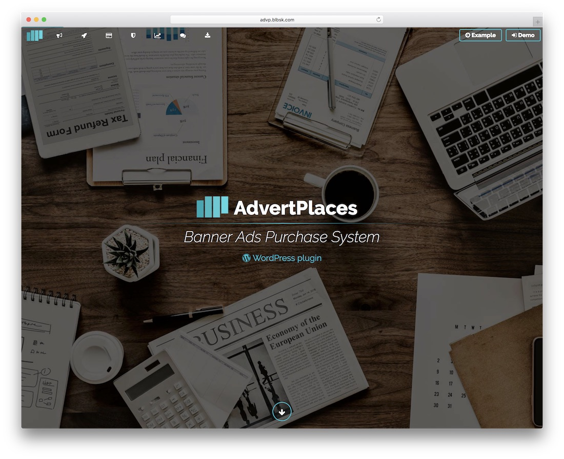 advertplaces wordpress plugin