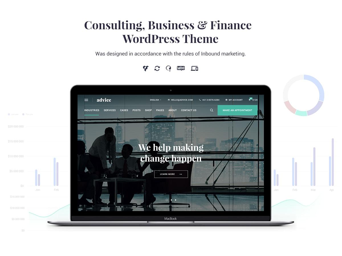 70+ Best Business WordPress Themes 2020 - Colorlib