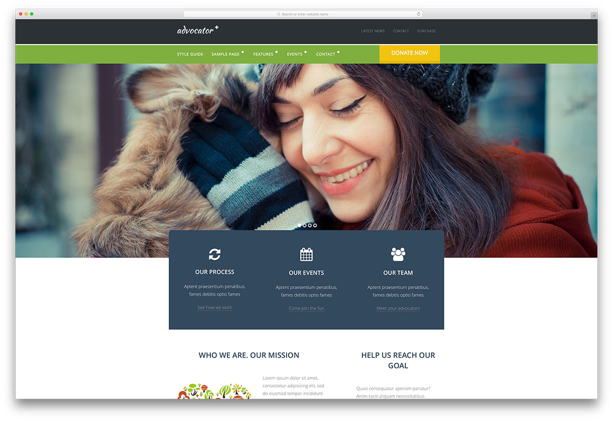 "advocator-charity-website-template"" width=""1200"" height=""824"" srcset=""https://colorlib.com/wp/wp-content/uploads/sites/2/advocator-charity-website-template.jpg 1200w, https://colorlib.com/wp/wp-content/uploads/sites/2/advocator-charity-website-template-300x206.jpg 300w, https://colorlib.com/wp/wp-content/uploads/sites/2/advocator-charity-website-template-768x527.jpg 768w, https://colorlib.com/wp/wp-content/uploads/sites/2/advocator-charity-website-template-1024x703.jpg 1024w"" data-lazy-sizes=""(max-width: 1200px) 100vw, 1200px"" src=""https://cdn.colorlib.com/wp/wp-content/uploads/sites/2/advocator-charity-website-template.jpg""/></p> <p><noscript><img class="