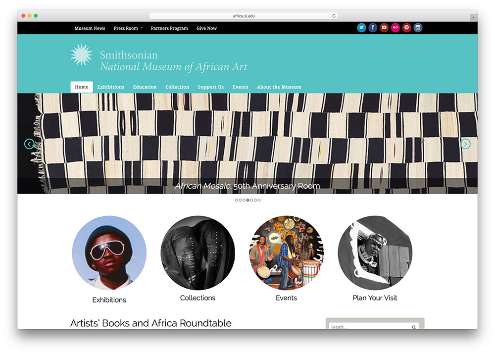 africa-educ-musem-wordpress-site