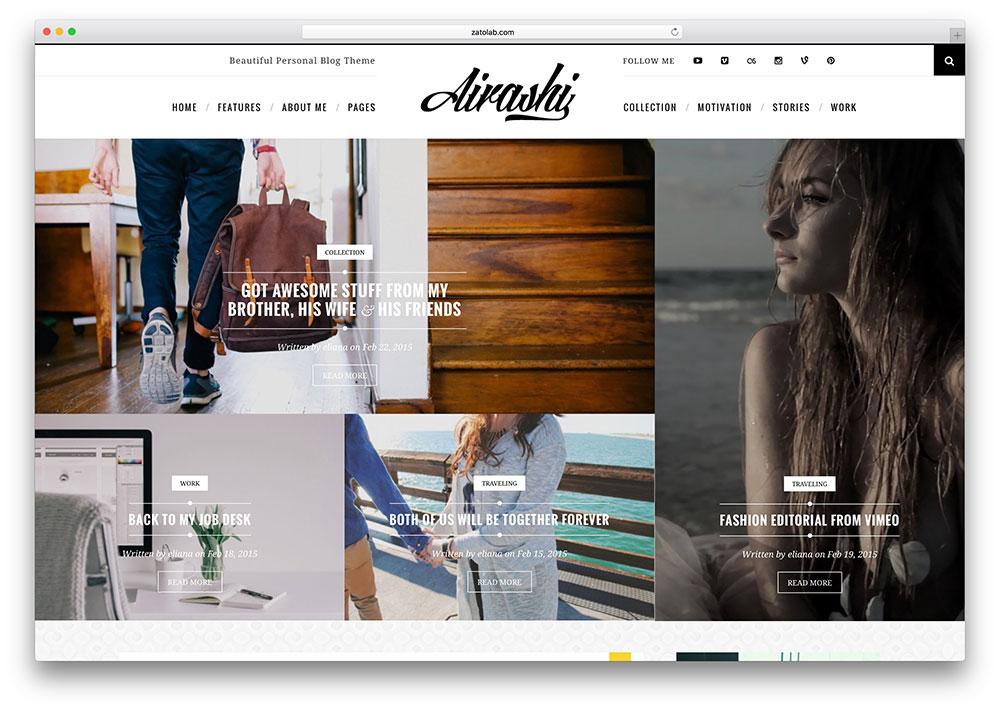 airashi-photography-centric-blog-theme