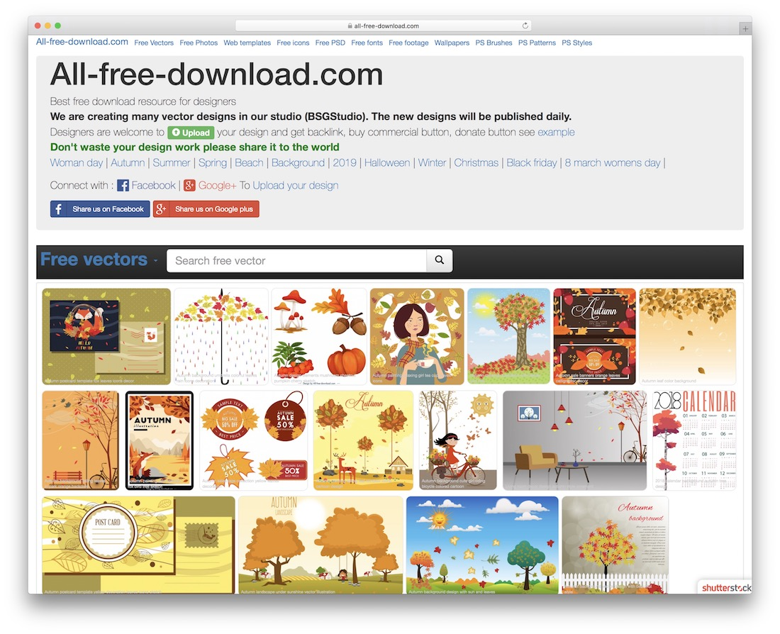 all free downloads free vector images website