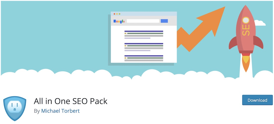 all-in-one seo pack wordpress plugin