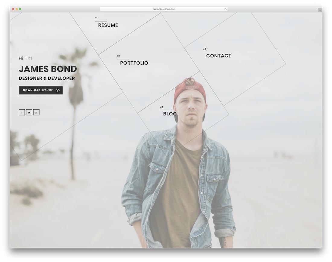 Best magazine website layouts
